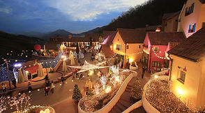 TOP Winter Places to Visit in & out Seoul - Petite France Little Prince Starlight Festival | KoreaToDo