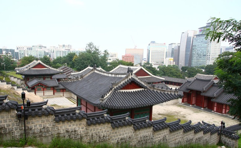 Gyeonghuigung Palace & getting there | Seoul, South Korea