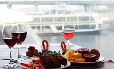 Eland Han River Cruise & Ashley Marine Buffet at Dock