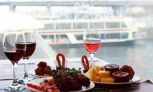 Eland Han River Cruise & Ashley Marine Buffet at Dock