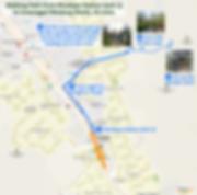 Inwangsan Mountain - Walking Path from Muakjae Station (exit 1) to Inwanggol Madang (Park) | KoreaToDo