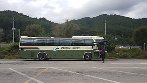 Intercity Bus to Seoraksan National Park | Overnight Trip from Seoul, South Korea