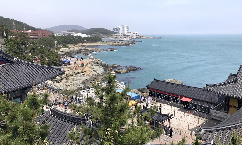 Haedong Yonggungsa Temple & Getting There | Busan, South Korea