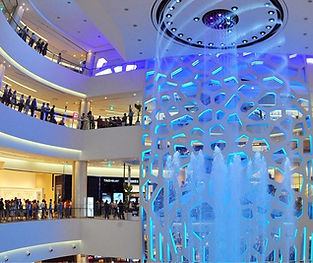 Hidden & secret places to visit in Busan - Korea's Largest Indoor Musical Fountain | Busan, Korea