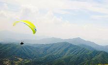 Paralove Paragliding in Gyeonggi Yangpyeong