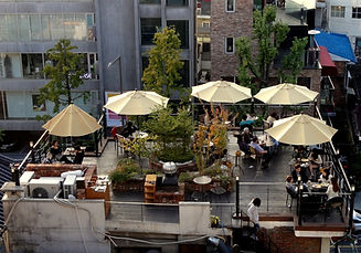 Top Must Visit Places & Activities To Do in Seoul - Samcheongdong Rooftop Cafes | KoreaToDo