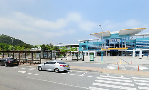 Gapyeong Station - Tourist Information, Bus Stop & Taxi Stand | KoreaToDo