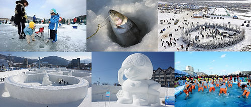 TOP Winter Places to Visit in & out Seoul - Gangwon Winter Festivals | KoreaToDo
