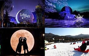 Seoul Land 1 Day Pass (+ Seoul Zoo / Sky Lift option)