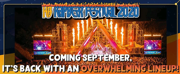 KB Rapbeat Festival 2020