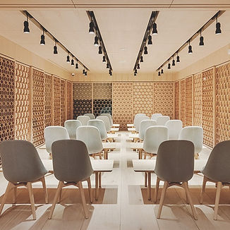 Sulwhasoo Flagship Store - 3F -  Culture Lounge | Seoul, South Korea