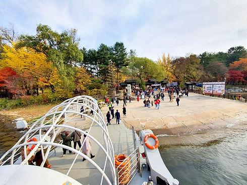 Top 10 Most Popular Korean Attractions - Nami Island | KoreaToDo