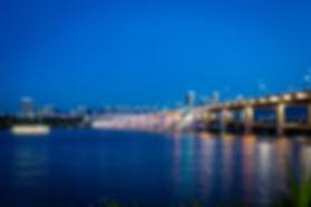 Banpo Bridge Crossing byBicyclingor Walking & Getting There | Seoul, South Korea
