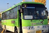 How to go to Alpaca World Animal Farm - Bus #3 | Hongcheon, South Korea