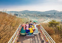 Recommended To Do in Seoul - N Seoul Tower Cultural Hanbok Experience | KoreaToDo