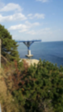 Cheongsapo Daritdol Skywalk & Getting There | Busan, South Korea