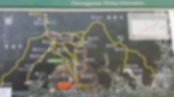 Map of Cheonggyesan (Mountain) Hiking Courses | Seoul, South Korea