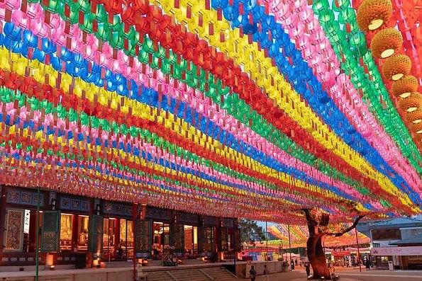 Yeon Deung Hoe 2021 (Lotus Lantern Festival)