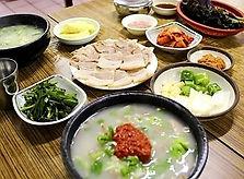 Pohang Pork Rice Soup Restaurant in Seomyeon