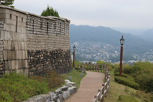 Seoul City Wall Hike - Naksan Mountain Trail & Getting There | Seoul, South Korea