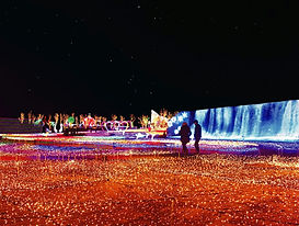 Provence Town Starlight Festival (Late Nov - Mar) | Paju, South Korea