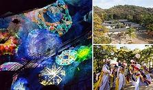 Minsok Korean Folk Village &Gwangmyeong Cave Day Tour