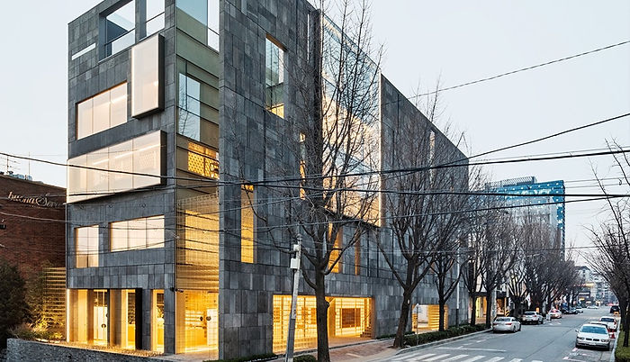 Sulwhasoo Flagship Store - Building | Seoul, South Korea