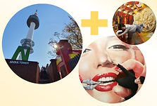 N Seoul Tower & Alive Museum Combo