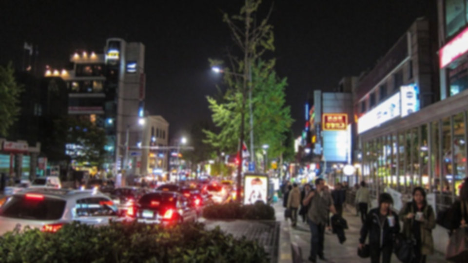 Itaewon Street & getting there | Seoul, South Korea