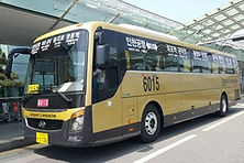 Airport to Myeongdong - Airport Limousine Bus - 6015 | KoreaToDo