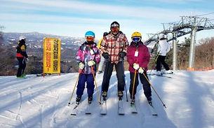Ski/Snowboard Lift Pass + Equipment Rental Package: Alpensia Ski Resort