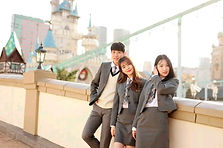 Ehwa Korean School Uniform Rental Experience