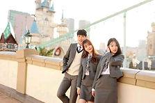 Ehwa Korean School Uniform Rental Experience