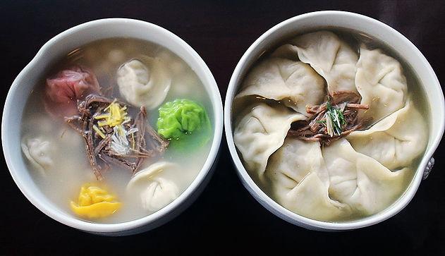 Jaha Son Mandu Restaurant & Getting There | Seoul, South Korea
