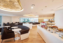 SPC Lounge at Incheon International Airport (Terminal 2)
