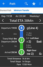 MetroidHD - Minimum Transfer Path and Travel Time   Essential Travel Tips on South Korea