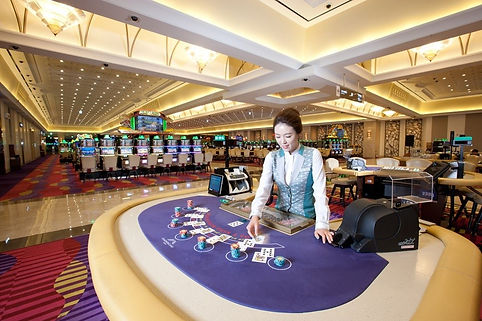 High 1 Resort - Gangwon Land Casino | South Korea