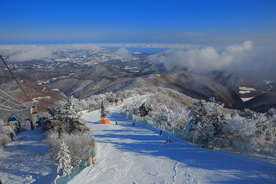Yongpyong Ski Resort Amp Getting There Koreatodo