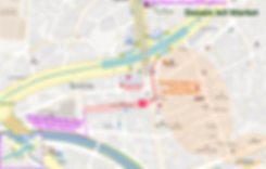 Donam Jeil Market - Location Map | Seoul, Korea