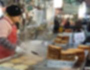 Gwangjang Market & getting there | Seoul, South Korea