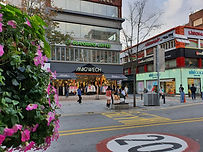 Sinchon & Ewha Womans University Shopping District