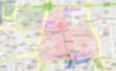 Best Area to Stay in Seoul - Map of Myeongdong | KoreaToDo