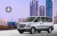 Private Gimhae Airport Transfers (PUS) for Busan