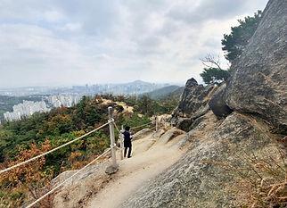 Ansan Mountain (296m)