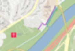 Getting to Eungbongsan (Mountain) & Location Map | Seoul, South Korea