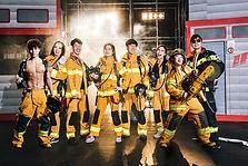 Fireman Show Ticket