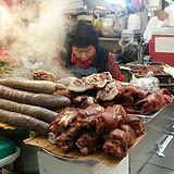 Gwangjang Market - Various Meat Parts.jp