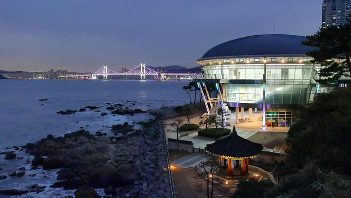 Dongbaek Island - APEC House & Getting There | Busan, South Korea