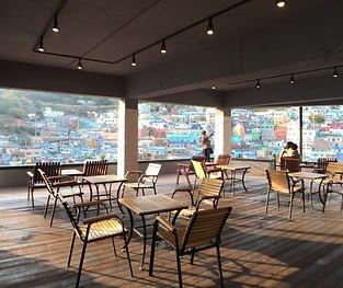 Hidden & secret places to visit in Busan - Cafe Avant Garde | Busan, South Korea