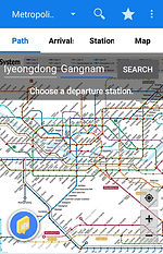 MetroidHD - Subway Map and Search | Essential Travel Tips on South Korea
